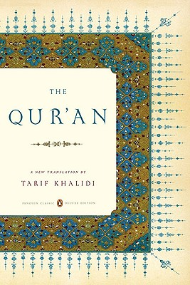 The Qur'an: (Penguin Classics Deluxe Edition) Cover Image