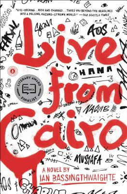 Live from Cairo: A Novel Cover Image
