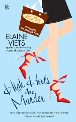 High Heels Are Murder: Josie Marcus, Mystery Shopper Cover Image