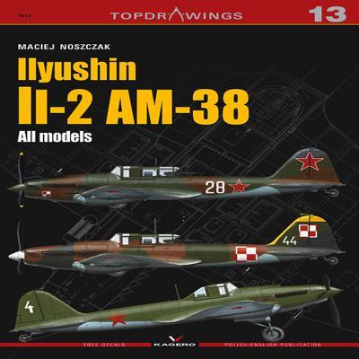 IIyushin II-2 AM-8 (TopDrawings) Cover Image