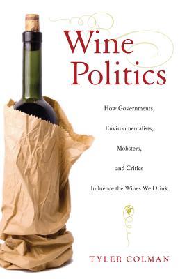 Wine Politics Cover