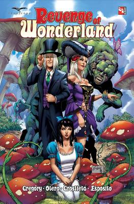 Revenge of Wonderland Cover Image