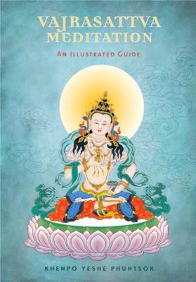 Vajrasattva Meditation: An Illustrated Guide Cover Image