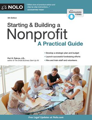 Starting & Building a Nonprofit Cover