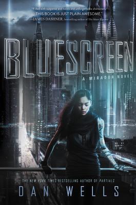 Bluescreen (Mirador #1) Cover Image