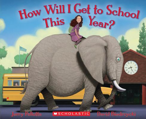 How Will I Get to School This Year? Cover