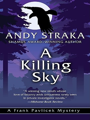 Cover for A Killing Sky