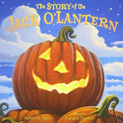 The Story of the Jack O'Lantern Cover