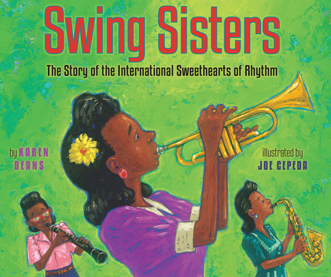 Cover for Swing Sisters