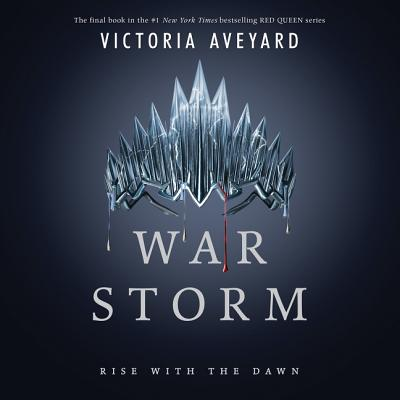 War Storm (Red Queen #4) Cover Image