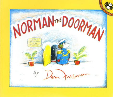 Norman the Doorman Cover