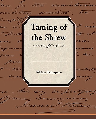 Taming of the Shrew Cover Image