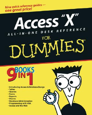 Access 2003 All-In-One Desk Reference for Dummies . Cover Image
