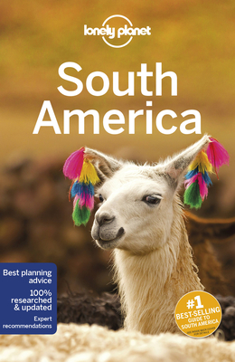 Lonely Planet South America 14 (Multi Country Guide) Cover Image