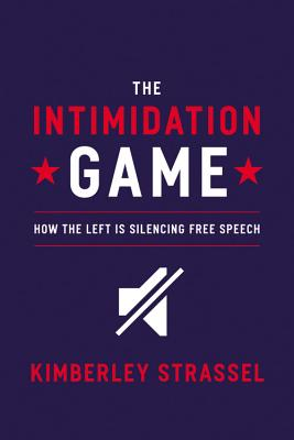 Cover for The Intimidation Game
