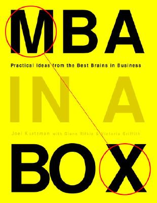 MBA in a Box Cover