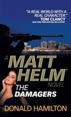 Matt Helm - The Damagers Cover Image