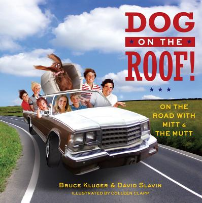 Dog on the Roof! Cover