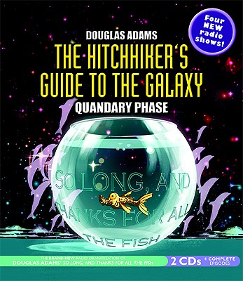 The Hitchhiker's Guide to the Galaxy: Quandary Phase Cover Image