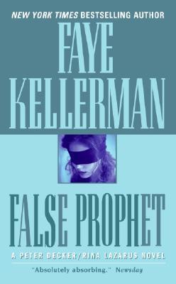 False Prophet (Decker/Lazarus Novels #5) Cover Image