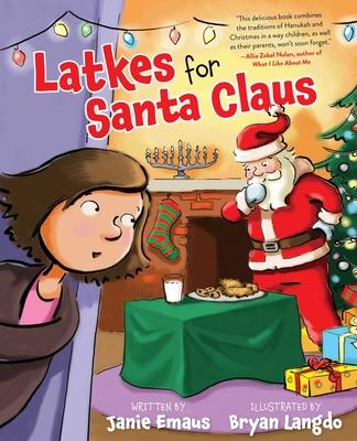 Latkes for Santa Claus Cover Image