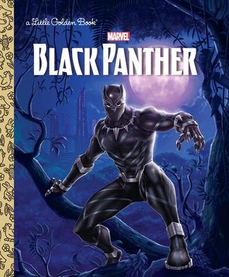 Black Panther Little Golden Book (Marvel: Black Panther) Cover Image