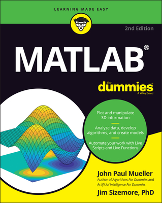 MATLAB for Dummies Cover Image