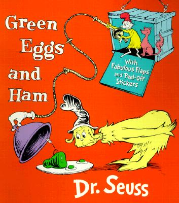 Green Eggs & Ham [With Stickers] Cover