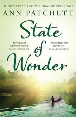State of Wonder. Ann Patchett Cover Image