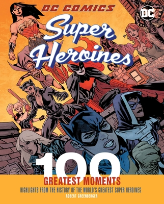 Cover for DC Comics Super Heroines