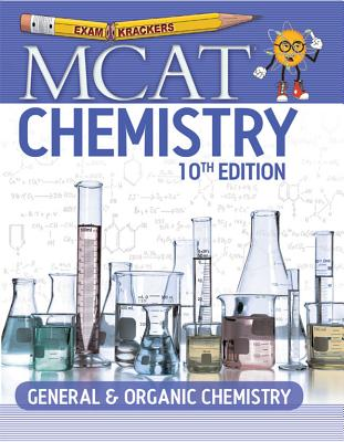 Examkrackers MCAT: Chemistry Cover Image