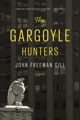 The Gargoyle Hunters: A novel Cover Image