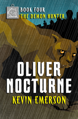 The Demon Hunter (Oliver Nocturne #4) Cover Image