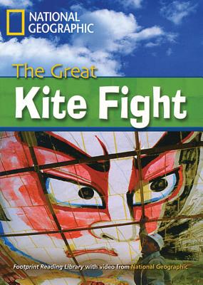 The Great Kite Fight: Footprint Reading Library 6 Cover Image