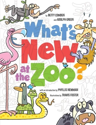 What's New at the Zoo? Cover