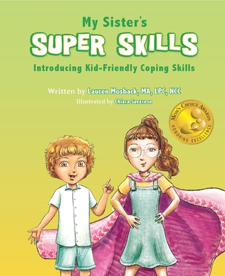My Sister's Super Skills Cover Image