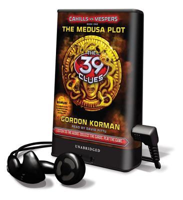 The Medusa Plot (39 Clues: Cahills vs. Vespers #1) Cover Image