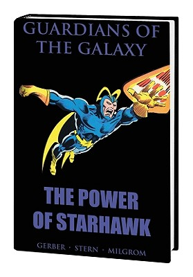 Guardians of the Galaxy: The Power of Starhawk Cover Image