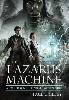The Lazarus Machine Cover
