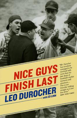 Nice Guys Finish Last Cover Image