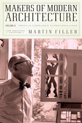Makers of Modern Architecture, Volume II Cover