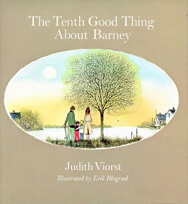 The Tenth Good Thing about Barney Cover