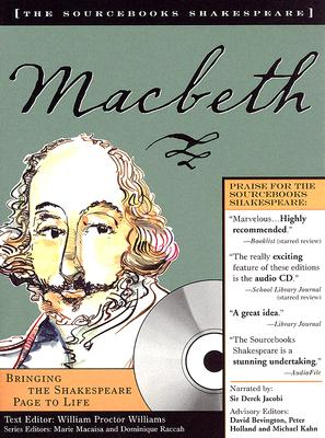 Macbeth [With CD] Cover Image