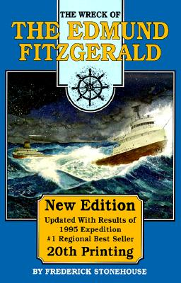 The Wreck of the Edmund Fitzgerald Cover Image