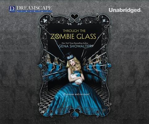 Through the Zombie Glass (White Rabbit Chronicles #2) Cover Image