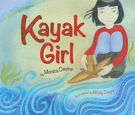 Kayak Girl Cover Image
