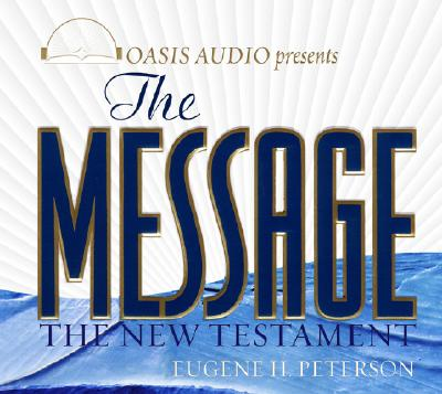 The Message: The New Testament in Contemporary Language Cover Image