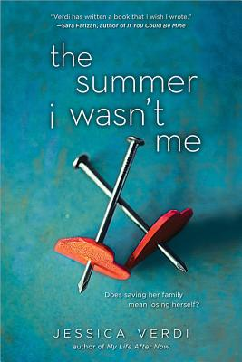 Cover for The Summer I Wasn't Me