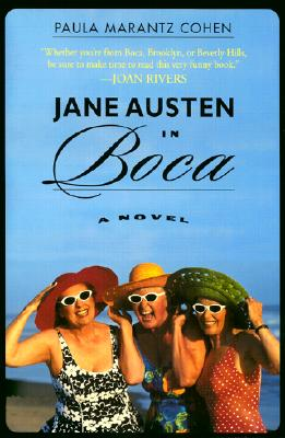 Jane Austen in Boca Cover