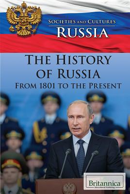 The History of Russia from 1801 to the Present Cover Image